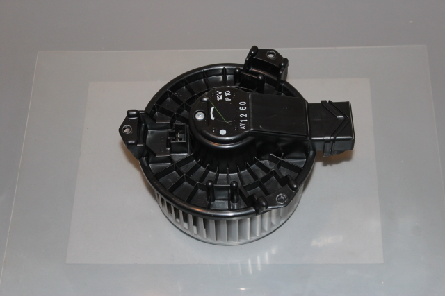 Toyota Yaris Heater Blower Motor -  - Toyota Yaris 2012 Petrol 1.3L Code 1NR Manual 6 Speed 5 Door