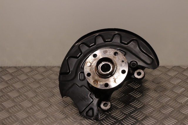 Audi A3 Stub Axle with Hub and Bearing Front Drivers Side -  - Audi A3 2017 Diesel 2.0L Code CRL Manual 6 Speed 5 Door 17 Inch Wheels.