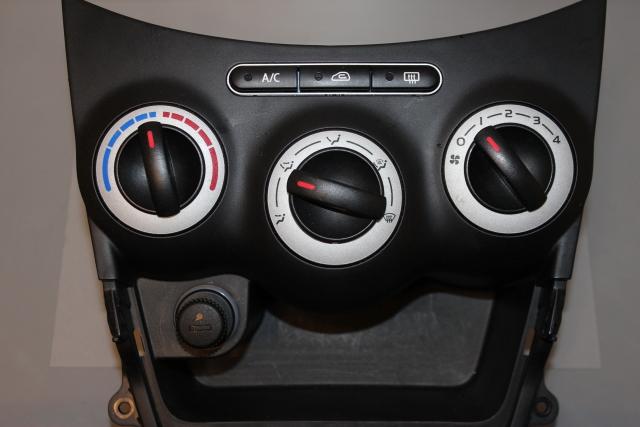 Hyundai i10 - Heater Control Switch