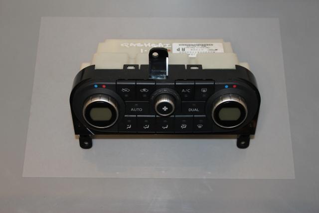 Nissan Qashqai - Heater Control Switch