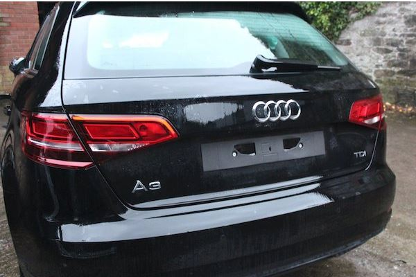Audi A3 Bumper Lower Wind Reflector -  - Audi A3 2017 Diesel 2.0L 2012--Present Manual 6 Speed 5 Door 17 Inch Wheels.Eng Code CRL
