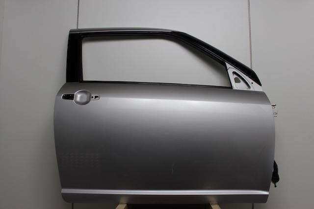 Suzuki Swift Door Front Drivers Side -  - Suzuki Swift 2006 Petrol 1.3L Manual 5 Speed 3 Door Electric Mirrors, Electric Windows Front, Wheels 15 inch, Silver