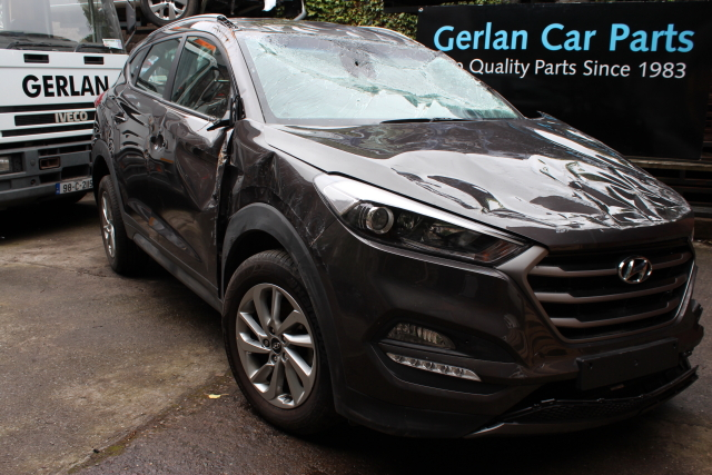 Hyundai Tucson Airbag Kit -  - Hyundai Tucson 2016 Diesel 1.7L 2016-- Present. Manual 6 Speed 5 Door 17 Inch Wheels