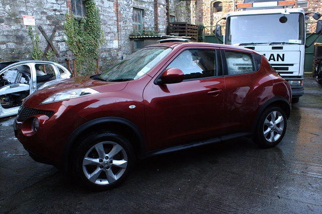 Nissan Juke Door Front Passengers Side -  - Nissan Juke 2012 Petrol 1.6L 2011-2017 Manual 5 Speed 5 Door Elt Windows Front and Rear 17Inch Wheels Eng Code HR16