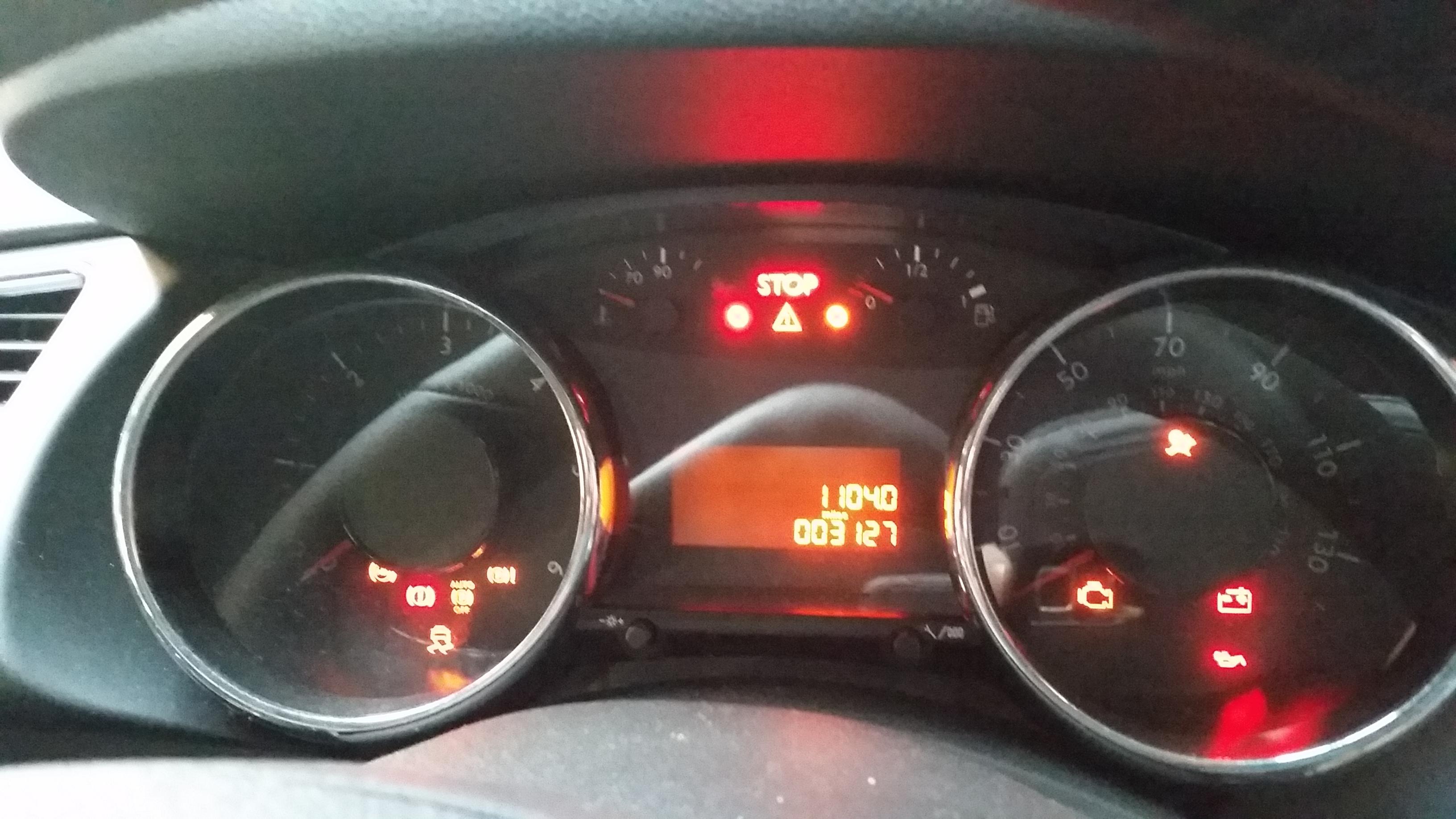 Peugeot 3008 Door Mirror Passengers Side -  - Peugeot 3008 2014 Diesel 1.6L Manual 6 Speed 5 Door
