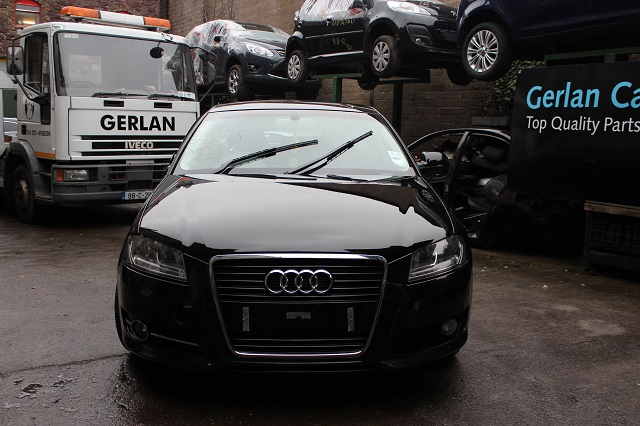 Audi A3 Door Window Glass Rear Passengers Side -  - Audi A3 2011 Diesel 2.0L 2008-2012 Manual 6 Speed 5 Door Electric Mirrors, Electric Windows Front & Rear, Alloy Wheels, Alloy Wheels 17 Inch, Black Eng Code CFF. Injector 0445110369