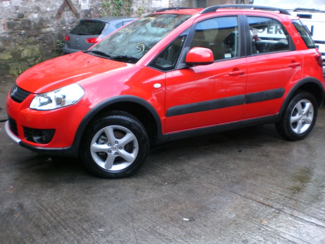 Suzuki SX4 Gearbox -  - Suzuki SX4 2009 Petrol 1.5L Manual 5 Speed 5 Door Electric Mirrors, Electric Windows Front & Rear