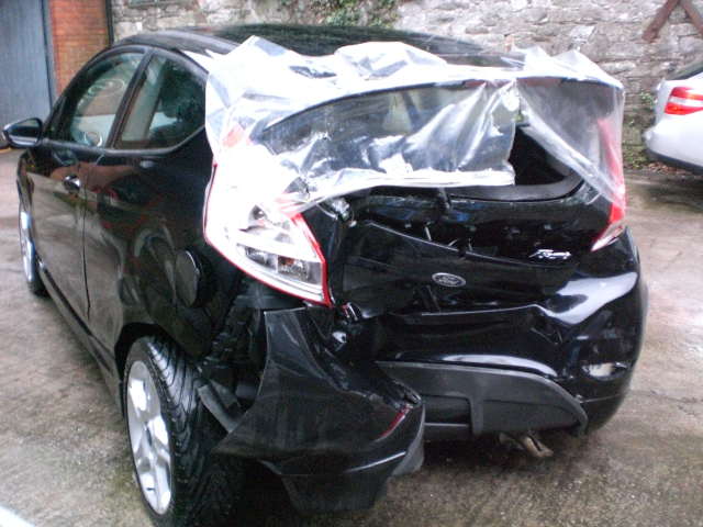 Ford Fiesta Door Check Strap Front Passengers Side -  - Ford Fiesta 2008 Diesel 1.6L 2009--2017 Manual 5 Speed 3 Door Electric Mirrors, Electric Windows, 16 inch Alloy Wheels, Black