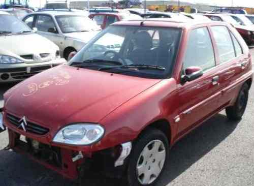 Citroen Saxo Bonnet Lock Catch -  - Citroen Saxo 2003 Petrol 1.1L Manual 5 Speed 5 Door Wheels 14 inch, Wine