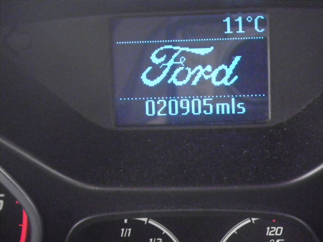 Ford C-Max Heater Control Switch -  - Ford C-Max 2011 Diesel 1.6L Manual 6 Speed 5 Door Electric Mirrors, Electric Windows Front & Rear, Alloy Wheels 16 Inch