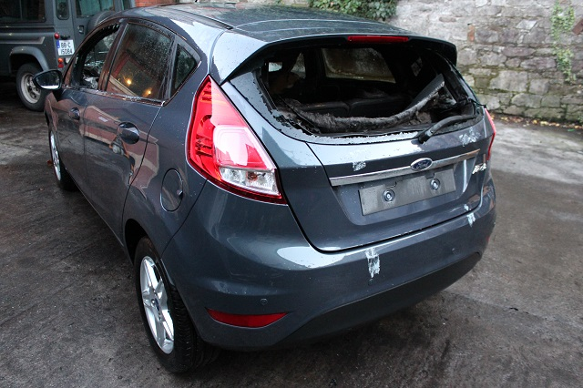 Ford Fiesta Door Front Drivers Side -  - Ford Fiesta 2013 Petrol 1.2L 2009--2017 Manual 5 Speed 5 Door Eng Code SNJB