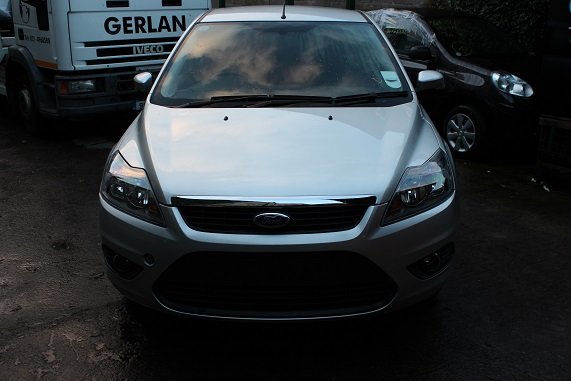 Ford Focus Airbag Kit -  - Ford Focus 2010 Diesel 1.6L 2005--2011 Manual 5 Speed 5 Door Electric Mirrors, Electric Windows Front, Alloy Wheels, Silver