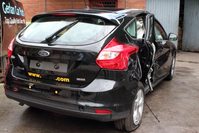 Ford Focus Door Handle Inner Front Drivers -  - Ford Focus 2012 Diesel 1.6L 2011-2018 Manual 6 Speed 5 Door Elt Windows Front 16 Inch Wheels