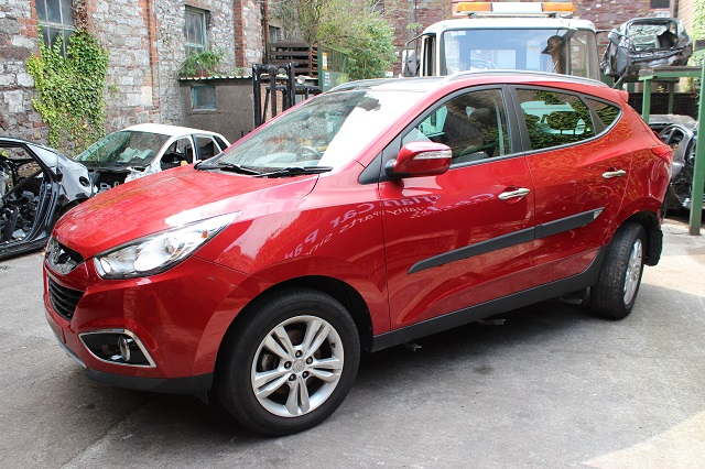 Hyundai iX35 Door Check Strap Front Passengers Side -  - Hyundai iX35 2011 Diesel 1.7L 2009--2015 Manual 5 Speed 5 Door Electric Mirrors, Electric Windows Front & Rear, Alloy Wheels 17 inch, Wine Eng CodeD4FD.
