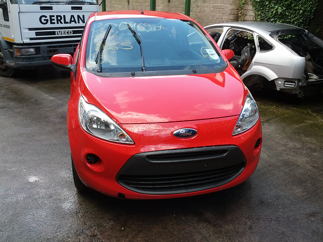 Ford Ka Radiator Pack Ford Ka  L Manual