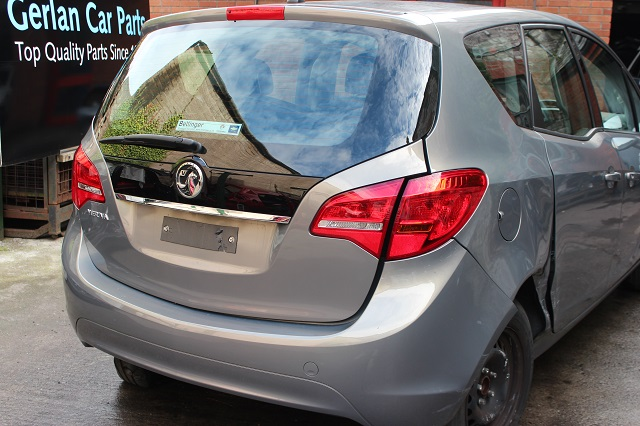 Opel Meriva Door Card Front Drivers Side -  - Opel Meriva 2010 Petrol 1.4L 2010 - 2017 Manual 5 Speed 5 Door Electric Mirrors, Electric Windows Front, Manual Windows Rear, Wheels 15inch Eng Code 14XER