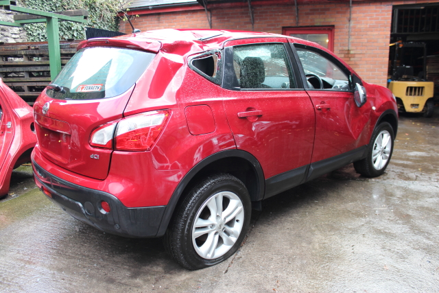 Nissan Qashqai Door Handle Inner Rear Drivers Side -  - Nissan Qashqai 2013 Diesel 1.5L 2006-2013 Manual 6 Speed 5 Door 17 Inch Alloys Elt Windows Fr and Rear Eng Code K9KD430