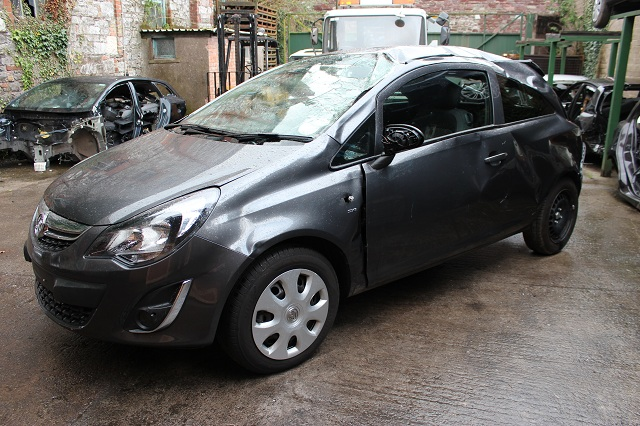 Opel Corsa Steering Shaft with Motor -  - Opel Corsa 2012 Petrol 1.4L Engine Code XER Manual 5 Speed 3 Door Electric Mirrors, Electric Windows Front & Rear