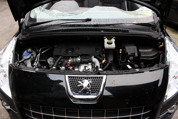 - Peugeot 3008 2012 Diesel 1.6L 2008