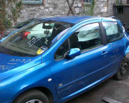 Peugeot 307 Bonnet Lock Catch -  - Peugeot 307 2003 Petrol 1.4L 8 Valve Manual 5 Speed 5 Door Electric Windows Front, Manual Mirrors, Dark Blue
