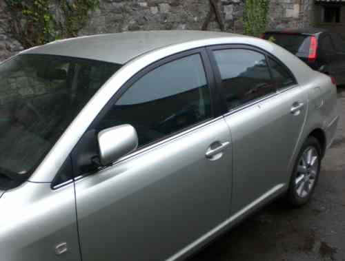 Toyota Avensis Windscreen Panel -  - Toyota Avensis 2005 Petrol 1.8L Manual 5 Speed 5 Door Silver