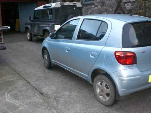 Toyota Yaris Bonnet Lock Catch -  - Toyota Yaris 2004 Petrol 1.0L Manual 5 Speed 5 Door Manual Mirrors, Silver