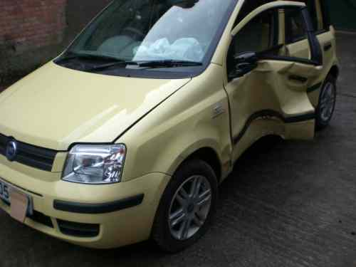 Fiat Panda Bonnet Hinge Passengers Side -  - Fiat Panda 2005 Petrol 1.2L Manual 5 Speed 5 Door Electric Mirrors, Electric Windows Front, Alloy Wheels 14 inch, Yellow