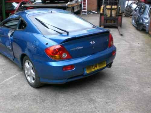 Hyundai Coupe Heater Control Switch -  - Hyundai Coupe 2004 Petrol 1.6L Manual 5 Speed 3 Door Electric Mirrors, Electric Windows Front, Alloy Wheels 16 inch, Blue