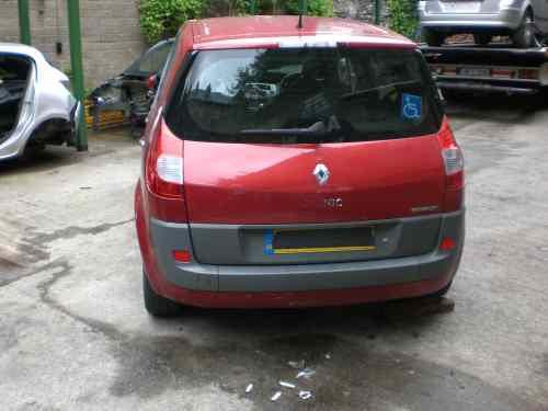 Renault Scenic Brake Servo -  - Renault Scenic 2007 Petrol 1.6L Manual 6 Speed 5 Door Electric Mirrors, Electric Windows Front & Rear, Alloy Wheels 16 inch, Wine
