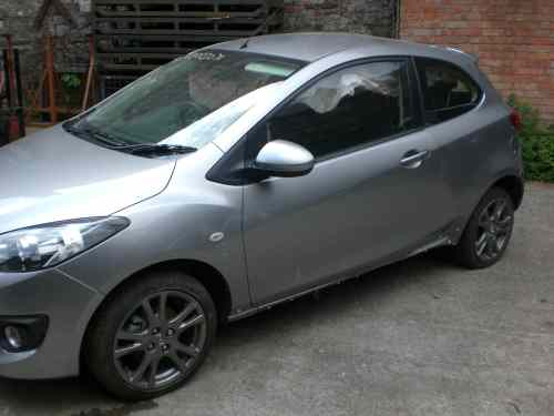 Mazda Mazda2 Brake Servo -  - Mazda Mazda2 2009 Petrol 1.4L Manual 5 Speed 3 Door Manual Mirrors, Electric Windows Front, Alloy Wheels 16 inch, Grey
