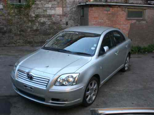 Toyota Avensis Bonnet Lock Catch -  - Toyota Avensis 2006 Diesel 2.0L Manual 5 Speed 5 Door Electric Mirrors, Electric Windows Front & Rear