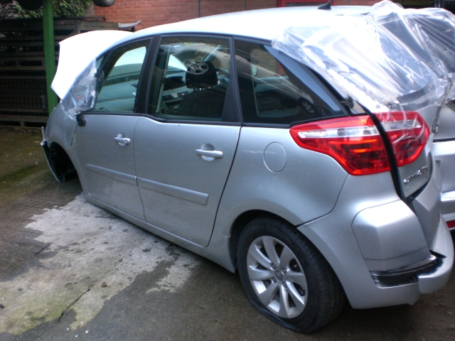 Citroen Picasso C4 Door Handle Outer Front Drivers Side -  - Citroen Picasso C4 2008 Diesel 1.6L 2006--2013 Automatic 5 Door 5 Seater, Electric Mirrors, Electric Windows Front & Rear, Alloy Wheel 16 inch, Silver