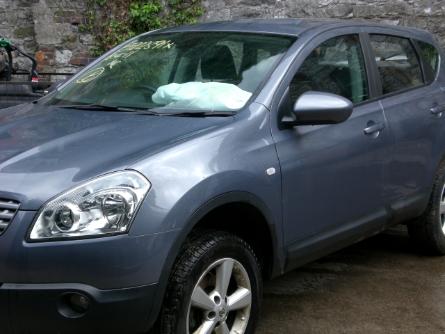Nissan Qashqai Steering Shaft with Motor -  - Nissan Qashqai 2009 Diesel 1.5L Manual 6 Speed 5 Door 17 Inch wheels Electric Mirrors, Electric Windows Front & Rear, Grey