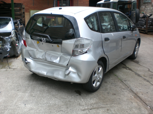 Honda Jazz Gearbox -  - Honda Jazz 2010 Petrol 1.2L 2008--2015 Manual 5 Speed 5 Door Electric Mirrors, Electric Windows Front, Silver