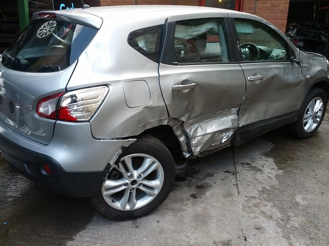 Nissan Qashqai Gearbox -  - Nissan Qashqai 2011 Petrol 1.6L Manual 5 Speed 5 Door Electric Mirrors, Electric Windows Front & Rear, Alloy Wheels 17 inch, Silver