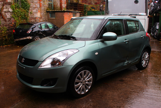 Suzuki Swift Brake Servo -  - Suzuki Swift 2011 Petrol 1.2L Eng Code K12B Manual 5 Speed 5 Door Elt Windows Front and Rear