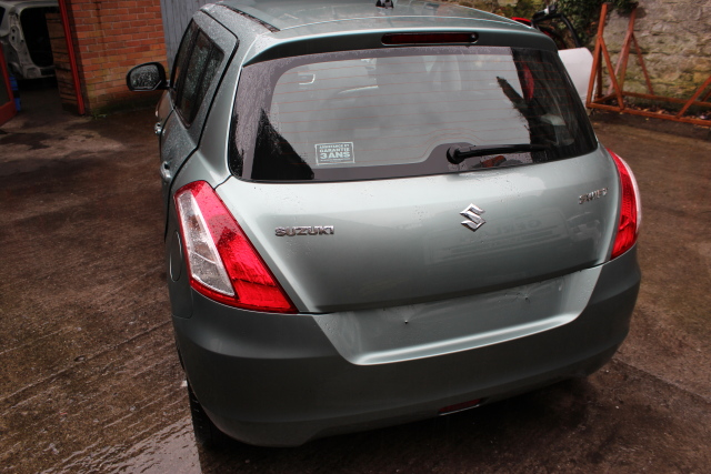 Suzuki Swift Door Handle Inner Rear Drivers Side -  - Suzuki Swift 2011 Petrol 1.2L 2010--2017 Manual 5 Speed 5 Door Elt Windows Front and RearEng Code KI2B