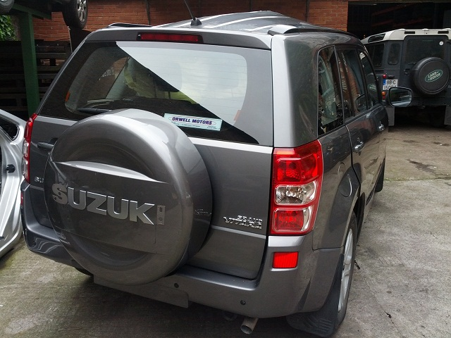 Suzuki Grand Vitara Brake Servo -  - Suzuki Grand Vitara 2008 Diesel 1.9L DDS Manual 5 Speed 5 Door Electric Mirrors, Electric Windows Front & Rear, Alloy Wheels 17 inch