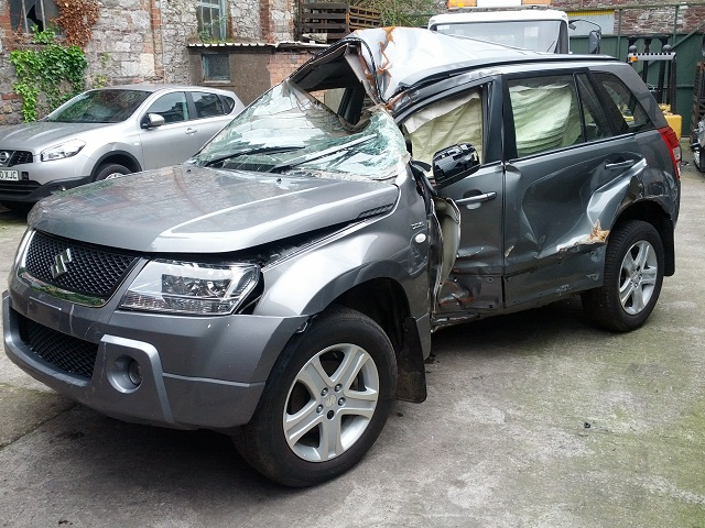 Suzuki Grand Vitara Bonnet Lock Catch -  - Suzuki Grand Vitara 2008 Diesel 1.9L DDS Manual 5 Speed 5 Door Electric Mirrors, Electric Windows Front & Rear, Alloy Wheels 17 inch