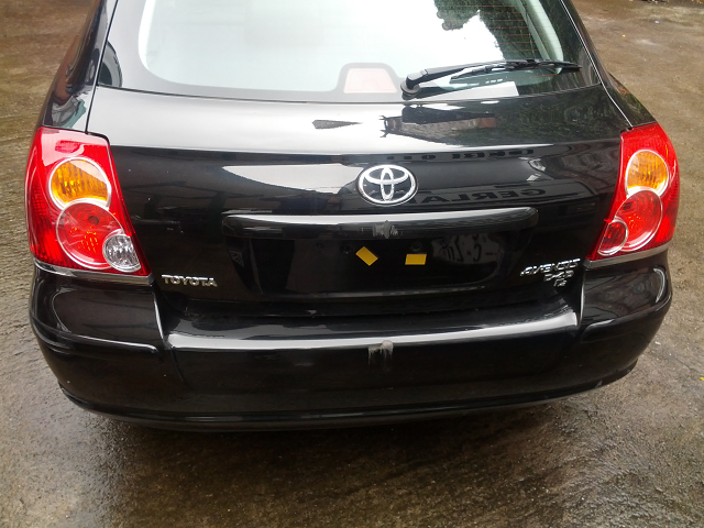 Toyota Avensis Door Check Strap Front Passengers Side -  - Toyota Avensis 2008 Diesel 2.0L D4D Manual 6 Speed 5 Door Hatchback, Electric Mirrors, Electric Windows Front, Black